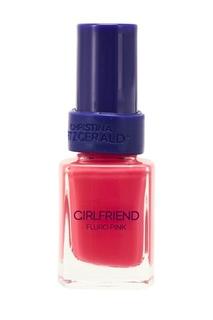 """Лак для ногтей Girlfriend Nail Polish Color / """"Розовая пантера"""", 12 ml + Bond-подготовка к покрытию лаком, 9 ml Christina Fitzgerald"""