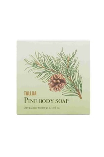 Мыло Tallba Pine «Шведская Сосна» 30gr Victoria Soap