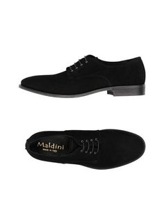 Обувь на шнурках Maldini