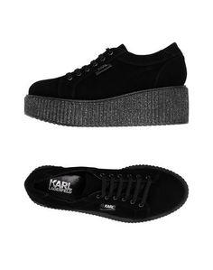 Обувь на шнурках Karl Lagerfeld