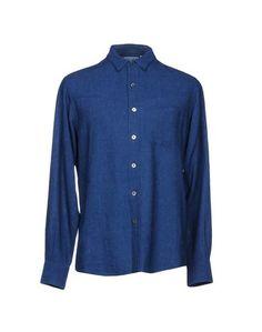 Джинсовая рубашка Blue Blue Japan
