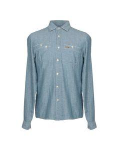 Джинсовая рубашка ROŸ Rogers Rugged