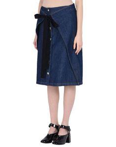 Джинсовая юбка Mm6 Maison Margiela