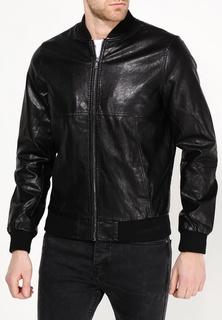 Куртка кожаная Celio
