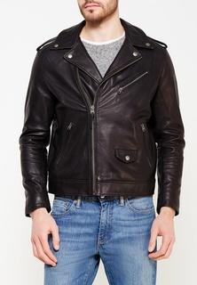Куртка кожаная Lee