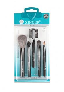 Набор кистей для макияжа Zinger