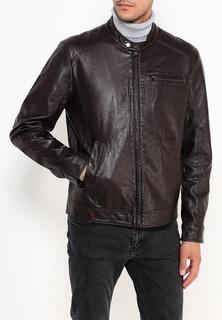 Куртка кожаная Sela