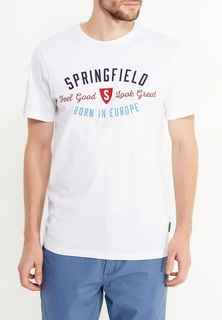 Футболка Springfield