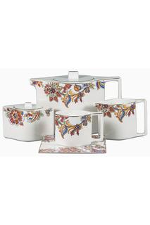 Сервиз чайный 17 пр. 6 персон Royal Porcelain