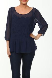 Блузка с камисолью Marks & Spencer