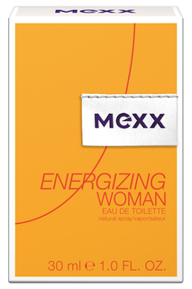 Energizing Woman EDT 15 мл Mexx