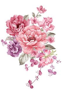 Фотообои Цветы 200x270 Chernilla