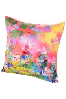 Подушка Краски Парижа GiftnHome