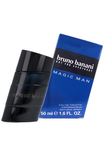Bruno Banani Magic Man, 50 мл Bruno Banani