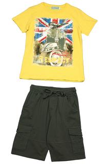Комплект: футболка, шорты RED BEST