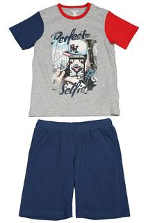 Комплект: майка, шорты Dodipetto