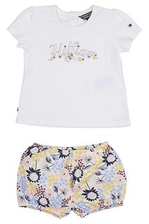 Комплект: футболка, шорты Tommy Hilfiger