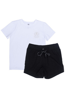 Комплект: футболка, шорты Scool S`Cool