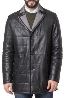 Кожаная куртка Alessandro Mancini