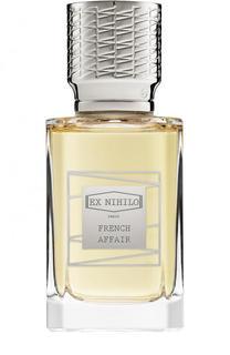 Парфюмерная вода Frech Affair Ex Nihilo