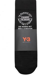 Носки с принтом Y-3
