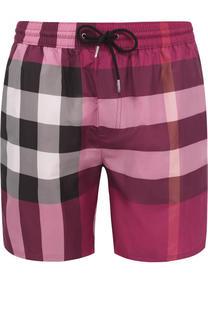Плавки-шорты с карманами Burberry