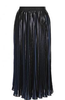 Плиссированная юбка-миди By Malene Birger