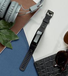 Черный фитнес-трекер Garmin Vivosmart HR Medium - Черный