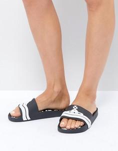 Пляжные туфли Vivienne Westwood for Melissa - Черный