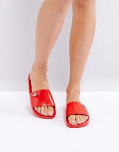 Пляжные туфли Vivienne Westwood for Melissa - Красный