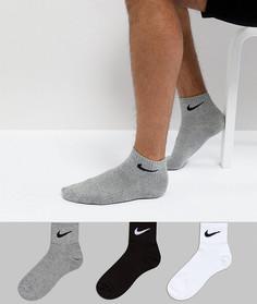 3 пары носков Nike SX4706-901 - Мульти