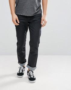 Джинсы классического кроя с покрытием Voi Jeans - Черный