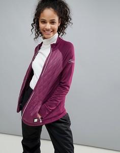 Эластичный горнолыжный свитер Dare2b - Фиолетовый