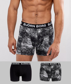 2 пары боксеров-брифов Bjorn Borg - Мульти