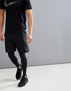Черные шорты Nike Training Flex Vent Max 2.0 886371-010 - Черный