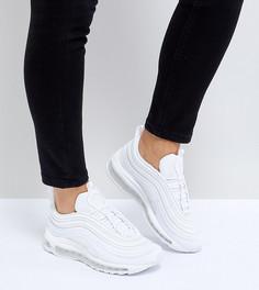 Белые кроссовки Nike Air Max 97 Ultra 17 - Белый