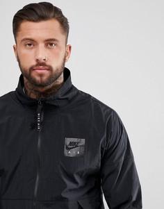 Черная спортивная куртка Nike Air 886056-010 - Черный