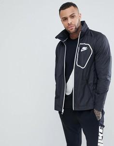 Черная спортивная куртка Nike AV15 885929-010 - Черный