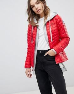 Красная куртка The North Face International Thermoball - Красный