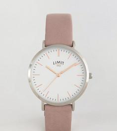 Часы с розовым ремешком Limit эксклюзивно для ASOS - Розовый