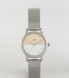 Серебристые часы Limit эксклюзивно для ASOS - Серебряный