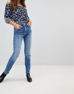 Укороченные джинсы скинни Pepe Jeans - Синий