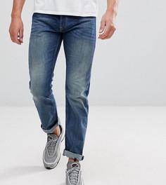 Светлые прямые джинсы Replay Grover - Синий