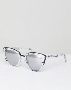 Солнцезащитные очки Quay Australia My Girl - Белый
