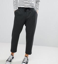 Трикотажные брюки с широкими штанинами Noak - Серый