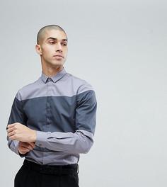 Облегающая рубашка Noak - Серый