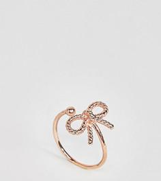 Регулируемое кольцо с позолотой 18 кт Olivia Burton - Золотой