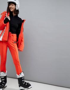 Горнолыжные брюки слим ASOS 4505 SKI - Красный