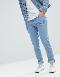 Светлые джинсы скинни ASOS - Синий