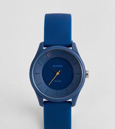 Темно-синие силиконовые часы Sekonda эксклюзивно для ASOS - Темно-синий